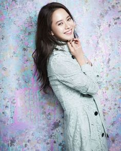 Song Ji Hyo featured in Marie Claire Taiwan Magazine March Issue