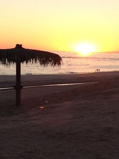 Sunset @ LAS PALMAS ROCKY POINT, Mexico Make your reservations today! Best Rates in Sandy Beach.  www.laspalmas-mex.com