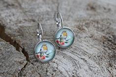 BO794 Mignons pendentif d'oreilles oiseau / par creationjuliedupont, $10.00 Creations, Etsy, Drop Earrings, Jewelry, Ears, Pendant, Bite Size, Boucle D'oreille, Locs