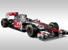 McLaren's Formula 1 race cars