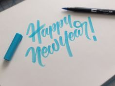 Happy New Year by Colin Tierney