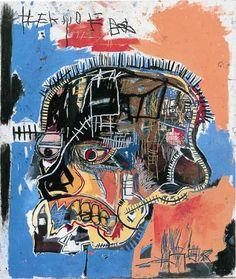 Jean-Michel Basquiat - Sans Titre - More Pins Like This At FOSTERGINGER @ Pinterest