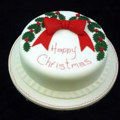 Order Christmas celebrations cake online in best design with free home delivery in Delhi NCR. YummyCake offers Christmas celebrations cake in Christmas Cupcakes Decoration, Christmas Cake Designs, Christmas Cake Topper, Christmas Cakes Pictures, Christmas Photos, Easy Christmas Treats, Christmas Sweets, Snowman Cake, New Year's Cake
