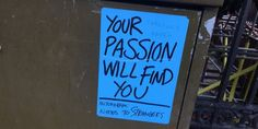 Should You 'Find Your Passion?' Stanford Psychologists Say No  | Inverse