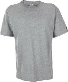 **many colors** Russell Athletic Mens Crew Neck Tee