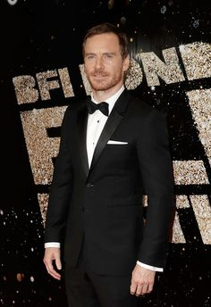 Michael Fassbender attends the BFI London Film Festival Awards during the 60th BFI London Film Festival at Banqueting House on October 15, 2016 in London, England.