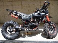 All Bicycle tips You Need Motorcycle Baby, Motorcycle Wheels, Motorcycle Style, Street Motorcycles, Custom Motorcycles, Custom Bikes, Tw Yamaha, Yamaha Tw200, Motorcross Bike