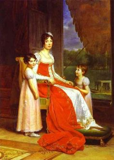 Julie Clary - Wife and Queen consort of Joseph Bonaparte, king of Spain from 1808 to 1813