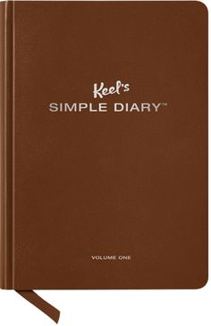 vol1-brown - Keel's Simple Diary™
