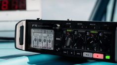 Zoom Brings Hollywood Sound to Indie Filmmakers with the F4 Multitrack Recorder