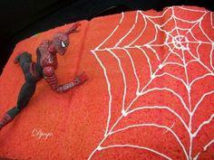 Spiderman Kuchen