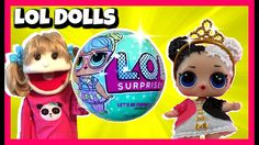 LOL Surprise Dolls Series 2 Opening - YouTube