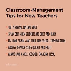 Rebecca Alber provides new (AND old) teachers with some classroom management tips. They help form good habits early on, and they can serve as a helpful reminder on the craziest of days.