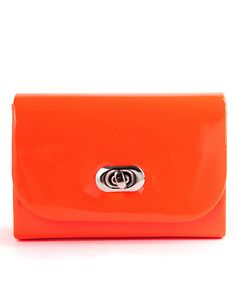 Lovely Candy Color Twist Lock Chain Jelly Shoulder Bag- Crossbody Bags Code: 1345301 - Cheap Wholesale Price - Clothescheap.com