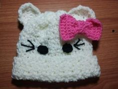 Hello Kitty Hat | Non Sequitur Crafts