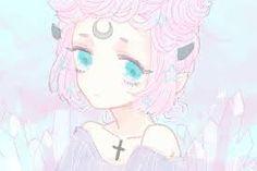 Картинки по запросу pastel anime girl