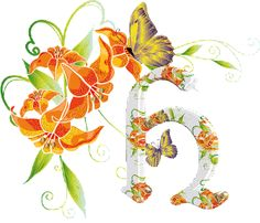 Animated Alphabet Blooms Flowers Page Forty Seven