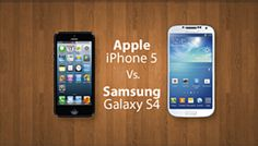 Product Review: Samsung Galaxy S4 vs. iPhone 5
