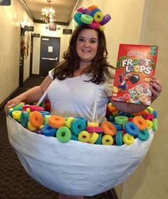 Froot Loops Costume