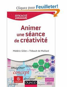 Animer une séance de créativité: Comment animer une réunion créative: Amazon.fr: Médéric Gillet, Thibault Maillard (de): Livres