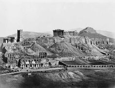 Filippos Margaritis (1810–1892) is generally acknowledged to have been the first Greek photographer, whose earliest daguerreotypes, of the Acropolis of Athens, date from 1847.
