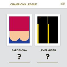 Another classic champions game today. What's your score prediction?  #Barcelona #fcb #leverkusen #championsleague #cl