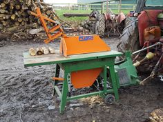 tractor posch saw bench See video No Vat Can Deliver