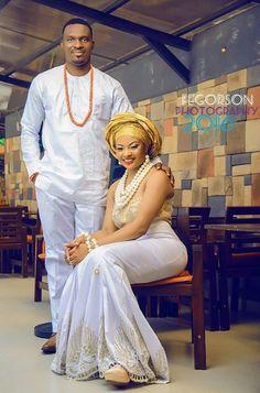 African Wear, African Attire, African Dress, Traditional Wedding Attire, African Traditional Wedding, Nigerian Bride, Nigerian Weddings, African Inspired Fashion, African Fashion Dresses