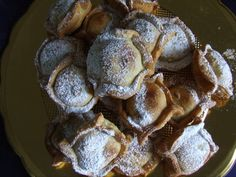 Pastorelle (dolce tipico natalizio) #iomangioitaliano