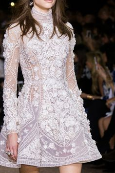 Elie Saab at Couture Spring 2016 (Details)