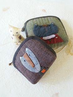 원본 이미지 Diy Coin Purse, Coin Wallet, Coin Bag, Japanese Patchwork, Fabric Wallet, Quilting, Crafts To Make And Sell, Quilted Bag, Handmade Bags