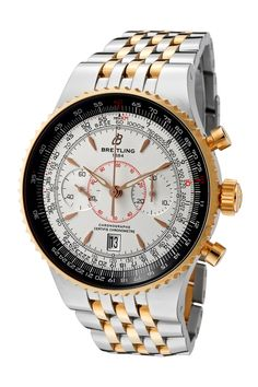 Breitling Men's Navitimer/Montbrillant Legende Chronograph Watch  #Chronograph watch #Sapphire #