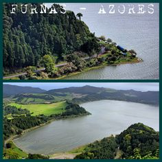 Furnas - Pico do Ferro - São Miguel Açores (Azores) Trekking, Stuff To Do, Things To Do, Pico, Azores, Atlantic Ocean, Best Hotels, Trip Planning, Places To See