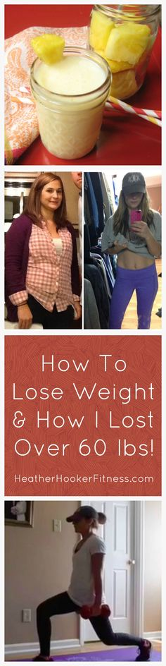 How to Lose Weight Fast Step by Step. How I lose over 60 pounds with clean eating, home workouts, and shakeology! HeatherHookerFitness.com