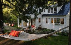 31 Heavenly outdoor hammock ideas making the most of summer