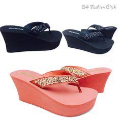 Shiekh Salmon/Soda Women's Gel S Thong Sandal Z4951