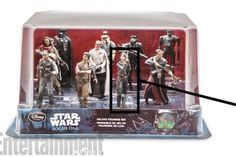 Spettacoli: #Rogue One: #action figures toys e merchandise dello spin-off di Star Wars (link: http://ift.tt/2bKFeie )