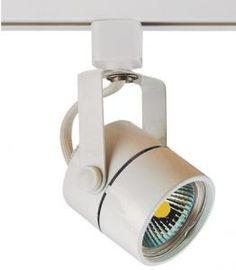 Трековый светильник под лампу MR-16 GU5,3  на 1фазный трек IM/0010/0050, основное изображение