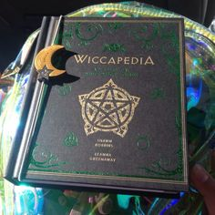 Wiccapedia: A Modern-Day White Witch's Guide http://www.amazon.com/gp/product/1454913746/ref=as_li_tl?ie=UTF8&camp=1789&creative=390957&creativeASIN=1454913746&linkCode=as2&tag=hollannephot-20&linkId=W25BI42UVUHORRDU