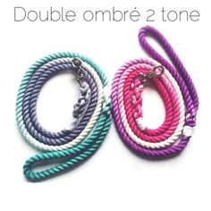 Hey, I found this really awesome Etsy listing at https://www.etsy.com/listing/224083424/double-ombre-2-tone-dyed-custom-rope