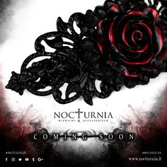 Coming soon .... stay tuned with Nocturnia #nocturniait