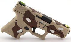 Glock - Special Paint Guns