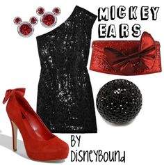 Mickey Ears- Disneybound