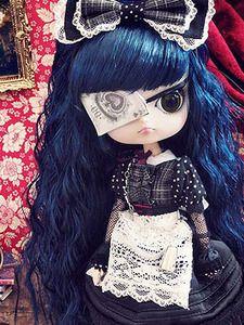 Lunatic Alice ~~ Pullip Doll