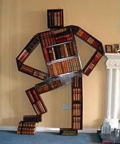 Get a Ingenious Book Shelf funny picture from Misc. You can get dozens of other funny pictures from Misc. Here are some samples of funny words: ingenious, book, shelf Creative Bookshelves, Bookshelf Design, Bookshelf Ideas, Round Bookshelf, Modern Bookcase, Casa Clean, Deco Originale, Creation Deco, Book Storage