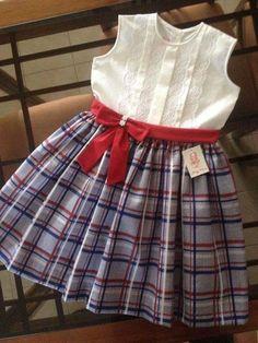 40 New Ideas Craft For Girls Dress Patterns - Her Crochet Girls Frock Design, Baby Dress Design, Baby Girl Frocks, Frocks For Girls, Baby Frocks Designs, Kids Frocks Design, Girls Dresses Sewing, Little Girl Dresses, Cotton Frocks For Kids
