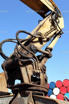 depositphotos_5732709-Hydraulic-arm.jpg (682×1023)