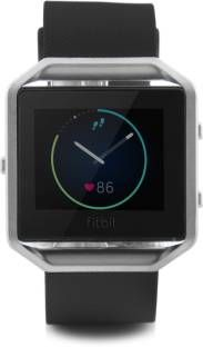 Fitbit Blaze Black Silver Smartwatch Follow us on www.dealkaamaal.com http://fkrt.it/UT1x3TuuuN