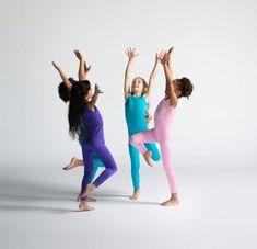 dance, kids, hildren
