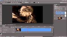 Animated smoke effect in Photoshop CS6